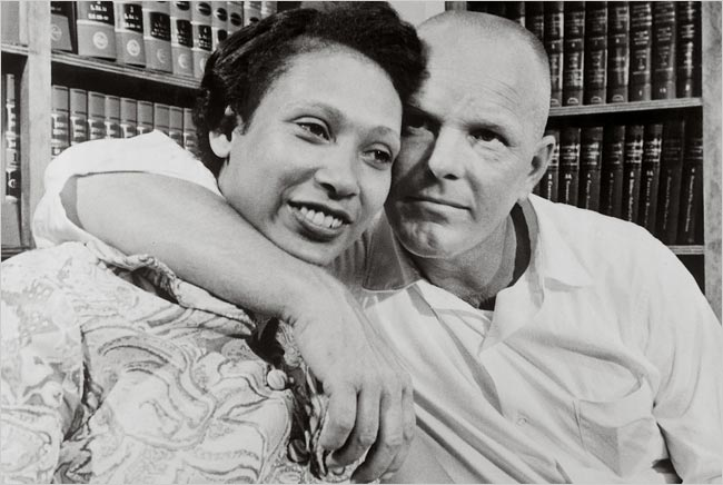 Mildred and Richard Loving (The New York Times)