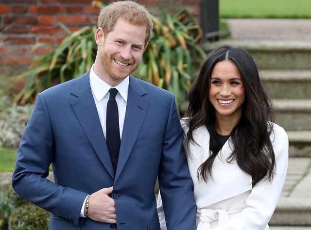 Prince Harry and Meghan Markle (E! Online)