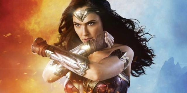 Gal Gadot in 'Wonder Woman' (Buzzfeed)