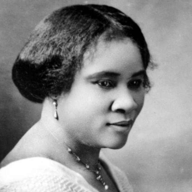 Madame C.J. Walker (Biography)