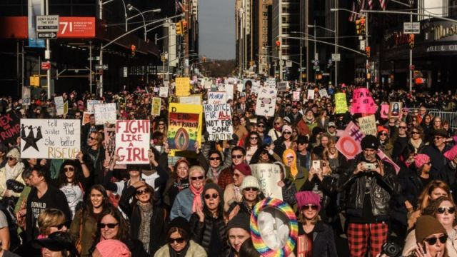 Women's March 2018 (Yahoo)