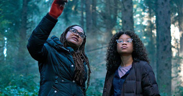 Ava DuVernay directing 'A Wrinkle in Time' (Movieweb)