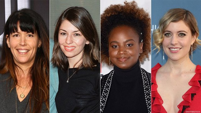 Directors Patty Jenkins, Sofia Coppola, Dee Rees, and Greta Gerwig (Vulture)