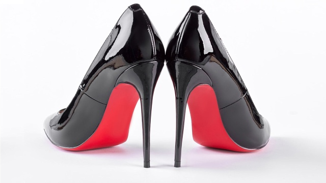 Christian Louboutin shoes (Knowledge @ Wharton High School)