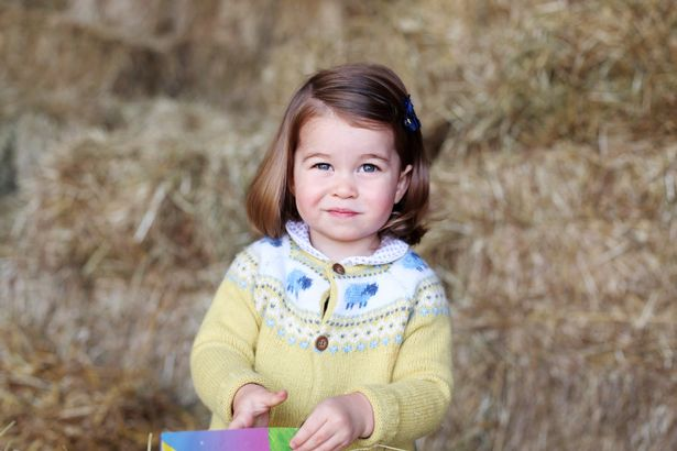 Princess Charlotte (Mirror UK)